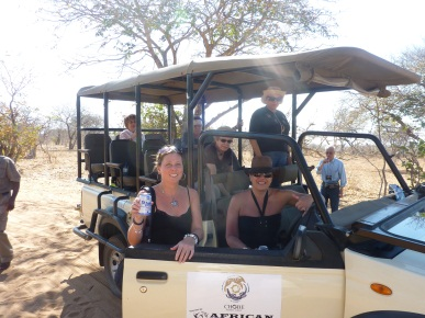 game drive jeep