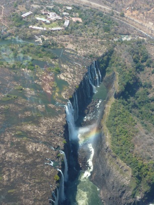 helicopter victoria falls